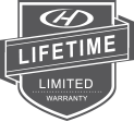 Lifetime Limited Warranty Badge